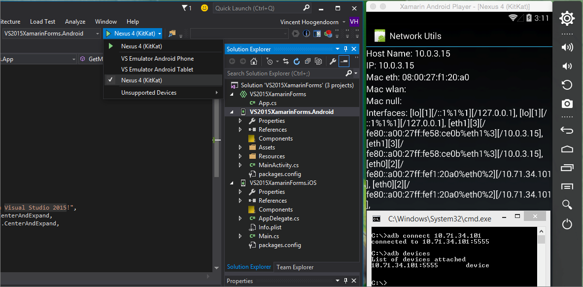 VincentH on  NET » Why and How to Get Started with Visual Studio